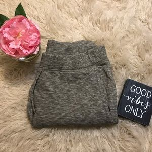 GAP Crop Joggers Size Small